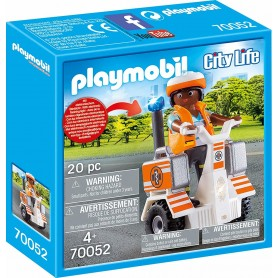 Playmobil City Life 70052 toy playset
