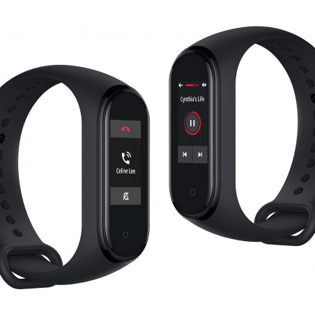 "Xiaomi Mi Smart Band 4 AMOLED Wristband activity tracker 2.41 cm (0.95"") Black"